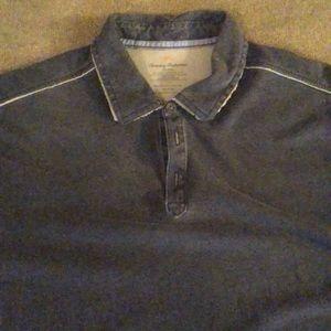 Short sleeve Tommy Bahama polo shirt